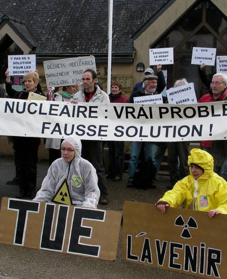 nucleaire tue