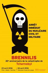 Affiche Brennilis 40 x 60 cm DEF